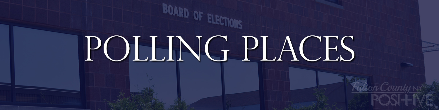 Polling Places Header