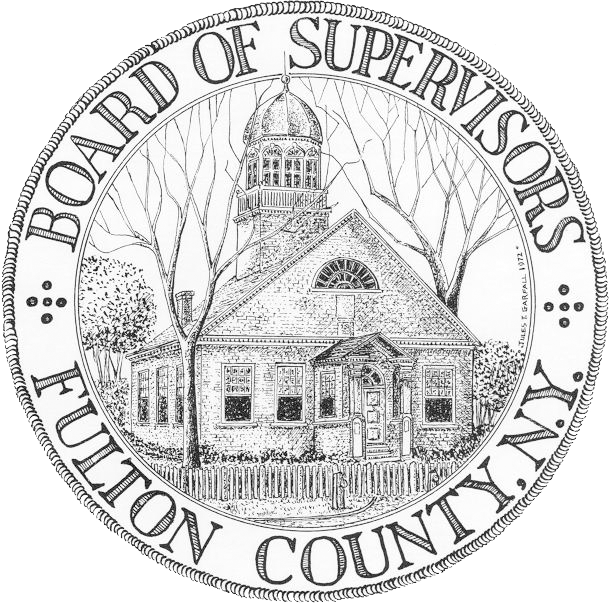 Fulton County Board of Supervisors Seal